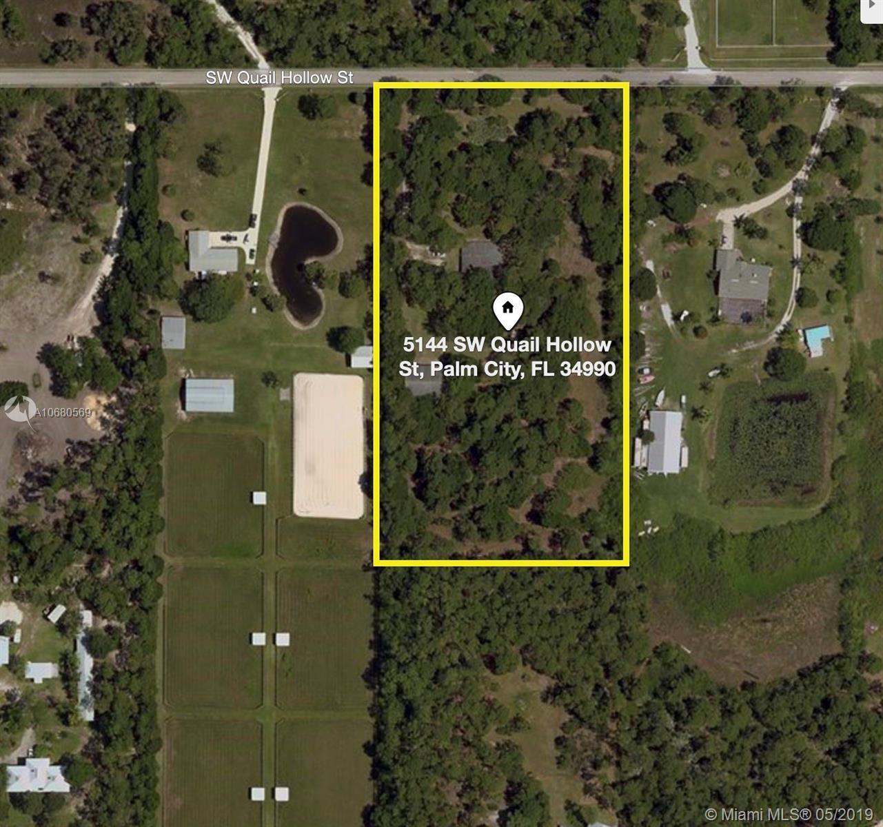 5144 SW Quail Hollow St, Palm City, FL 34990