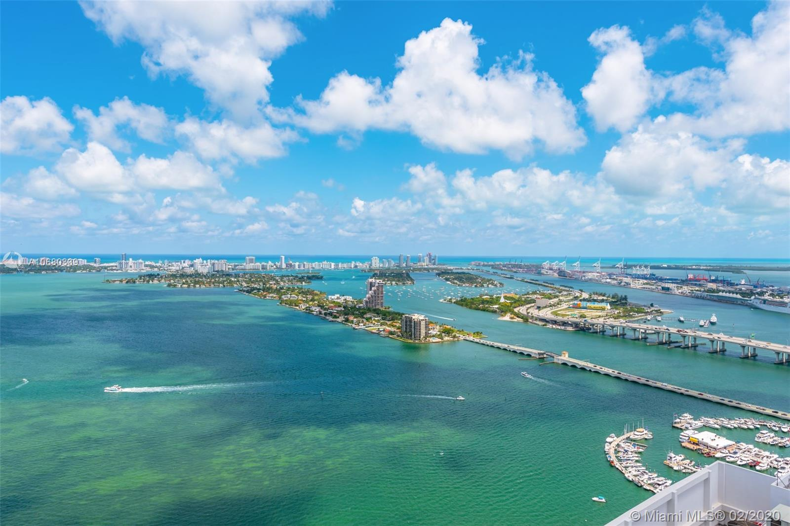1900 N Bayshore Dr #PH4903 For Sale A10680339, FL