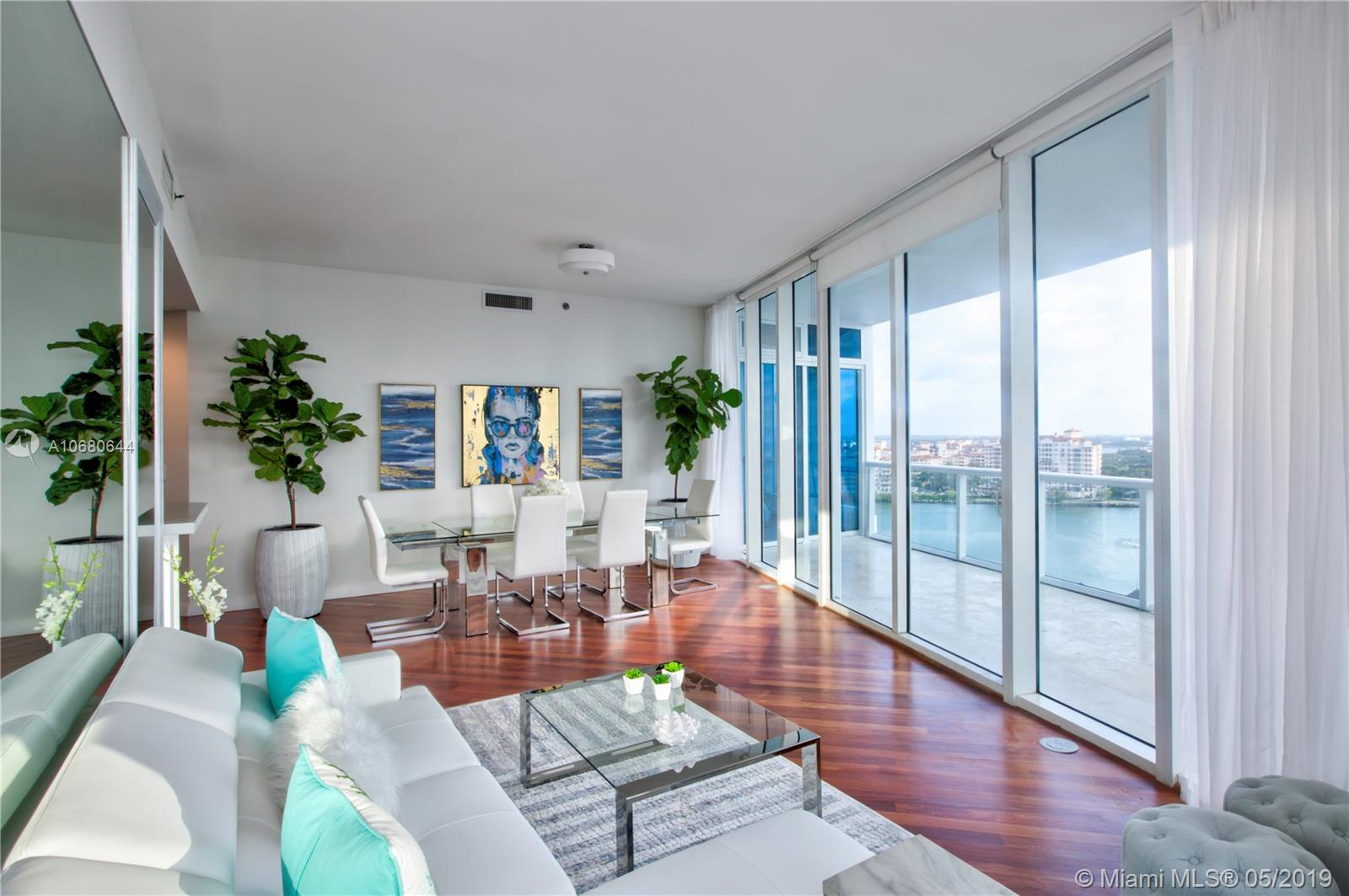 100 S Pointe Dr #1501 For Sale A10680644, FL