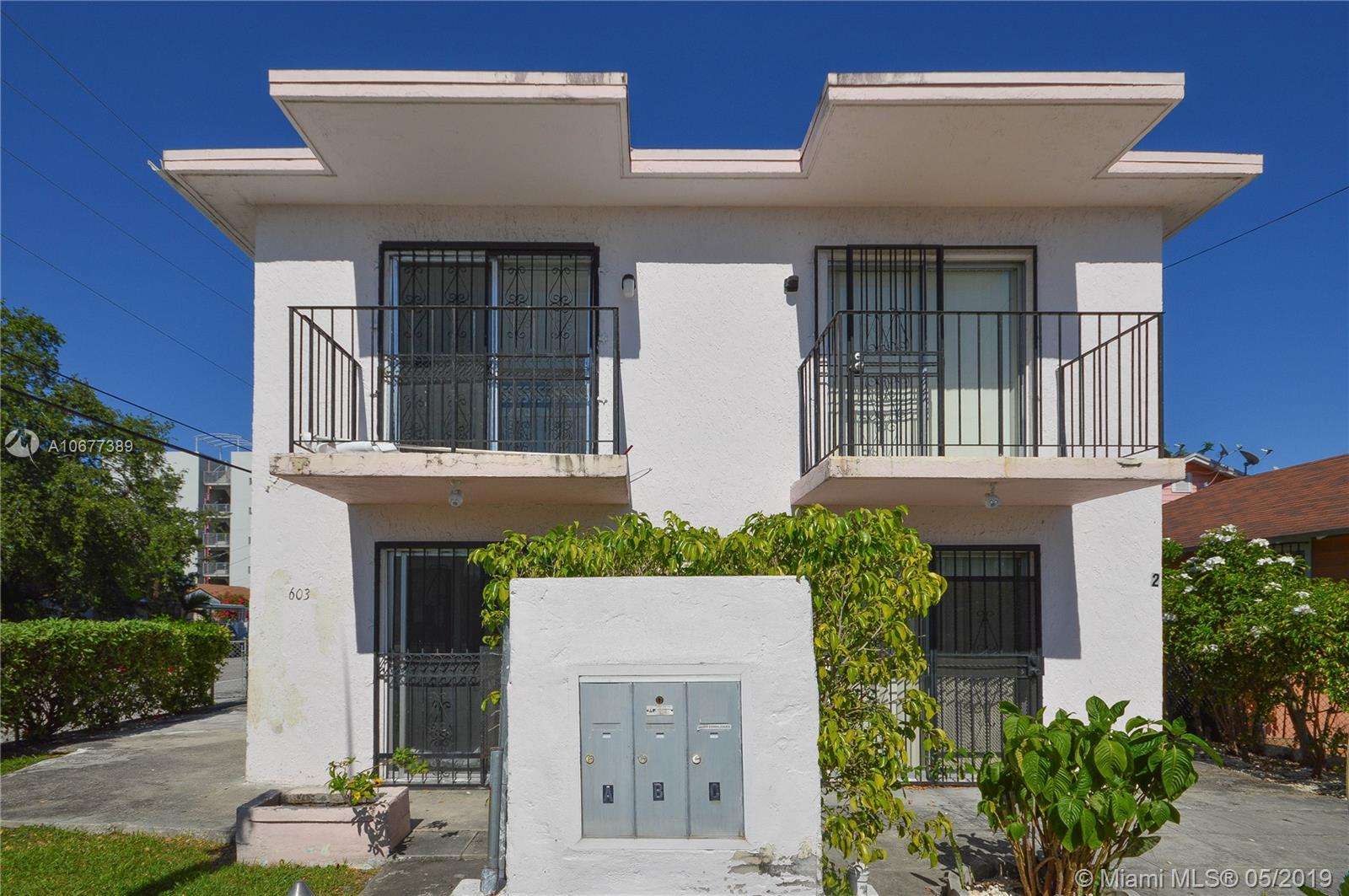 603 SW 11th Ave  For Sale A10677389, FL