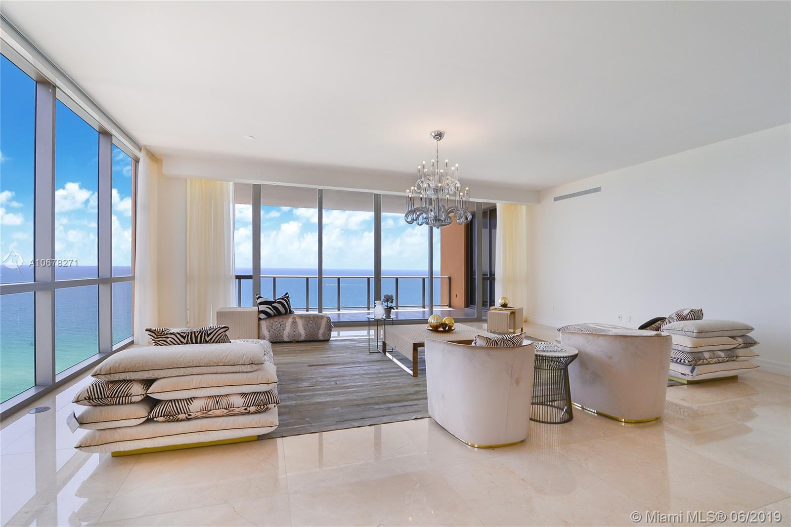 17749  Collins Ave #1601 For Sale A10678271, FL