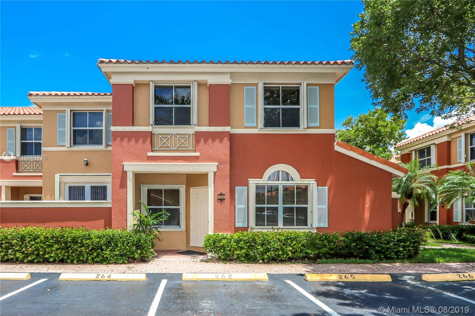 6103 NW 114th Pl #262 For Sale A10681770, FL