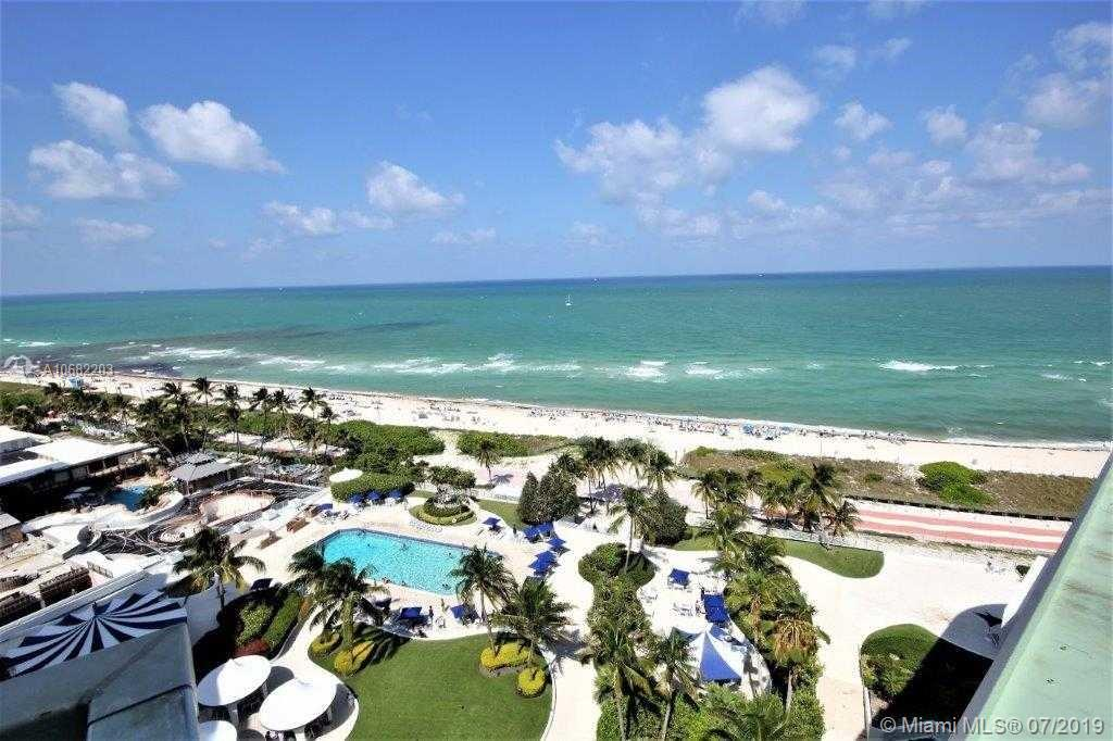 5151  Collins Ave #1627 For Sale A10682203, FL