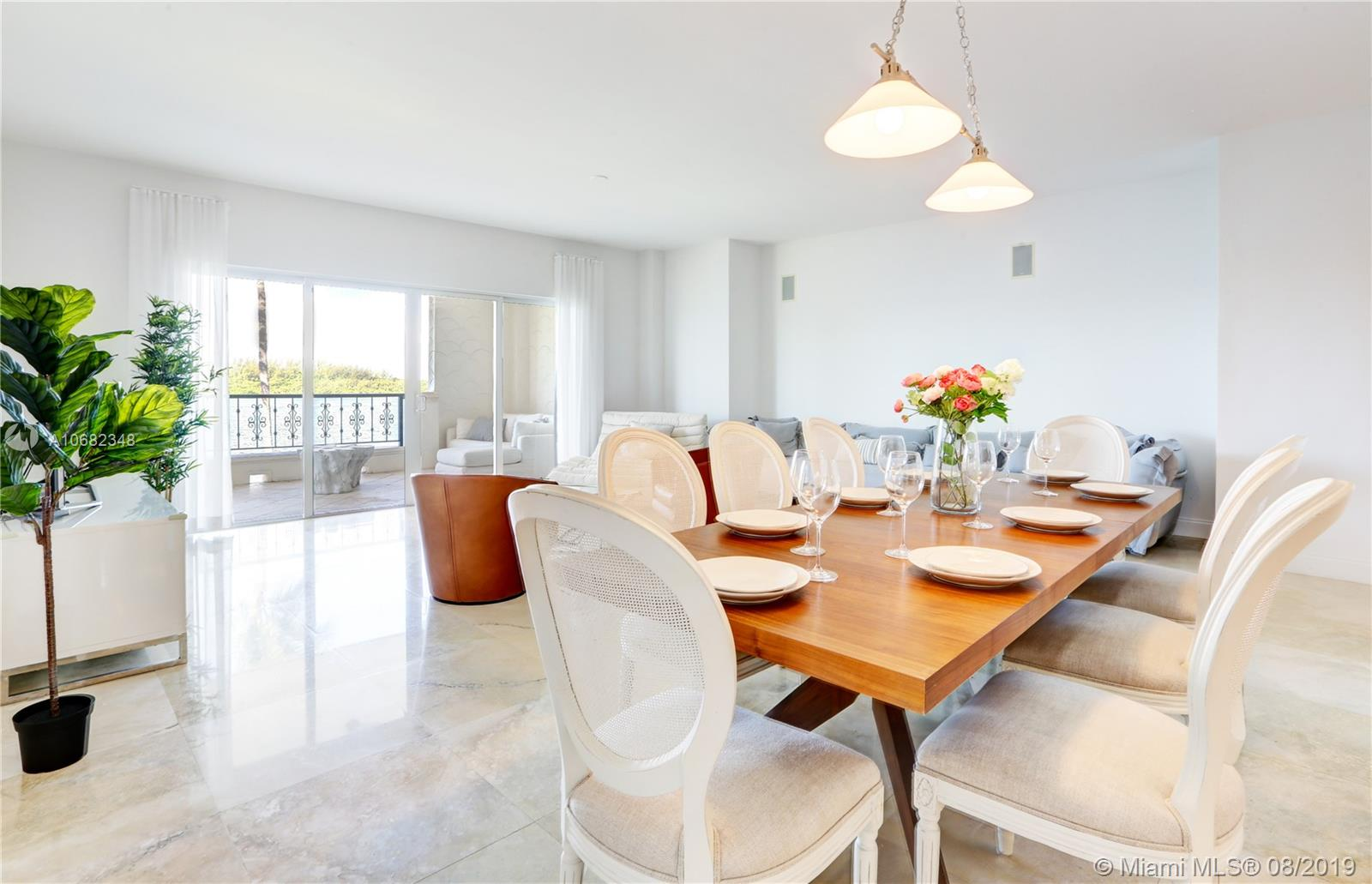 Fisher Island Dr #2423 For Sale A10682348, FL