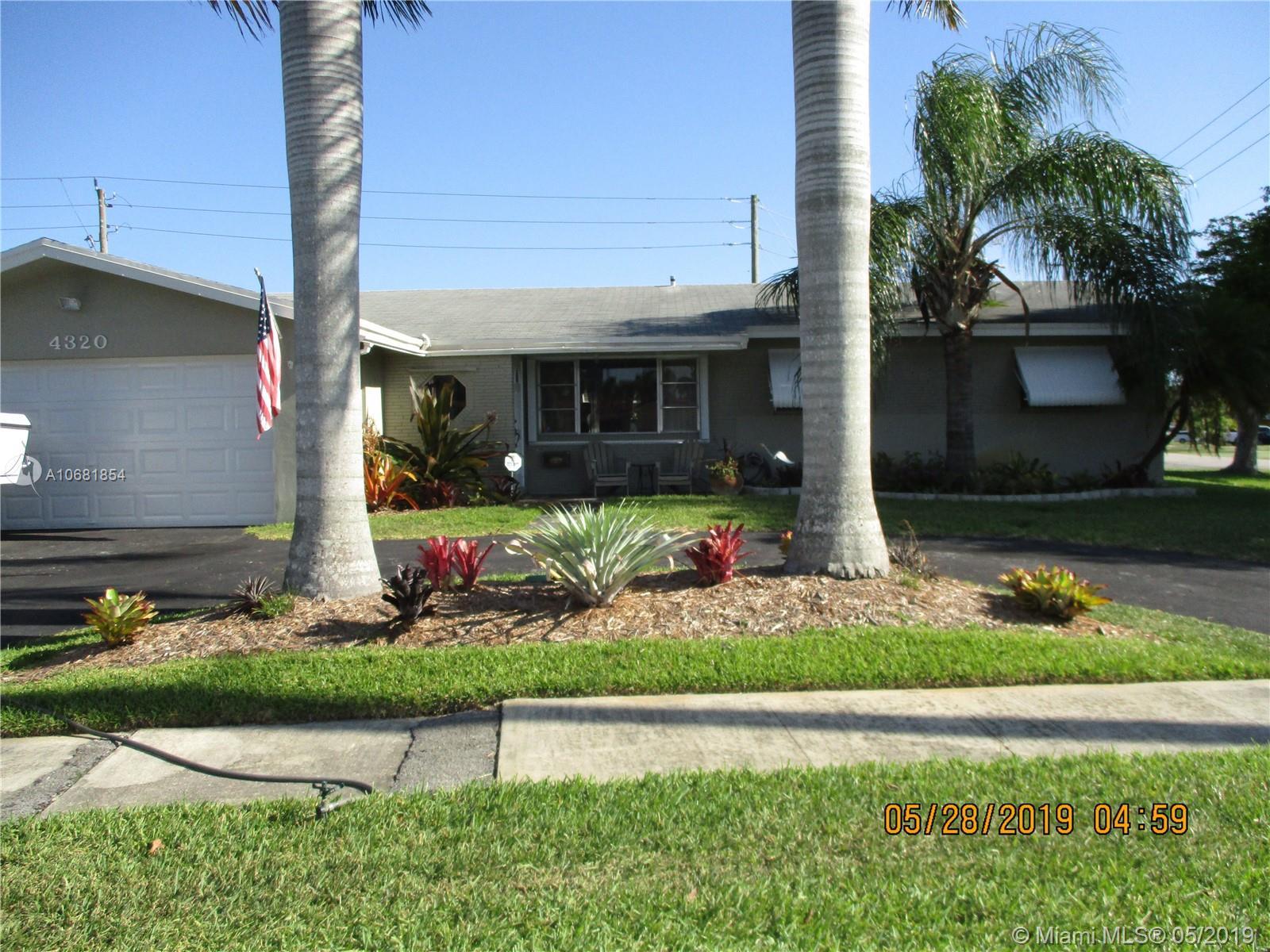 4320  Garfield St  For Sale A10681854, FL