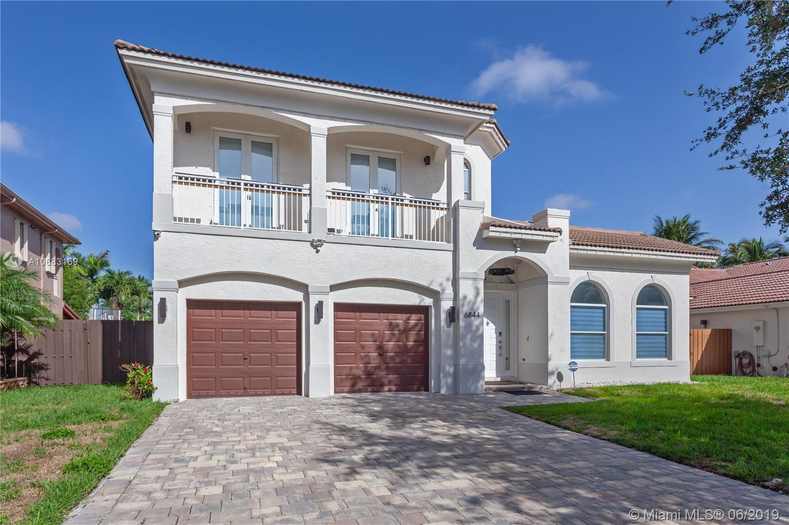 6844 NW 113th Pl  For Sale A10683169, FL