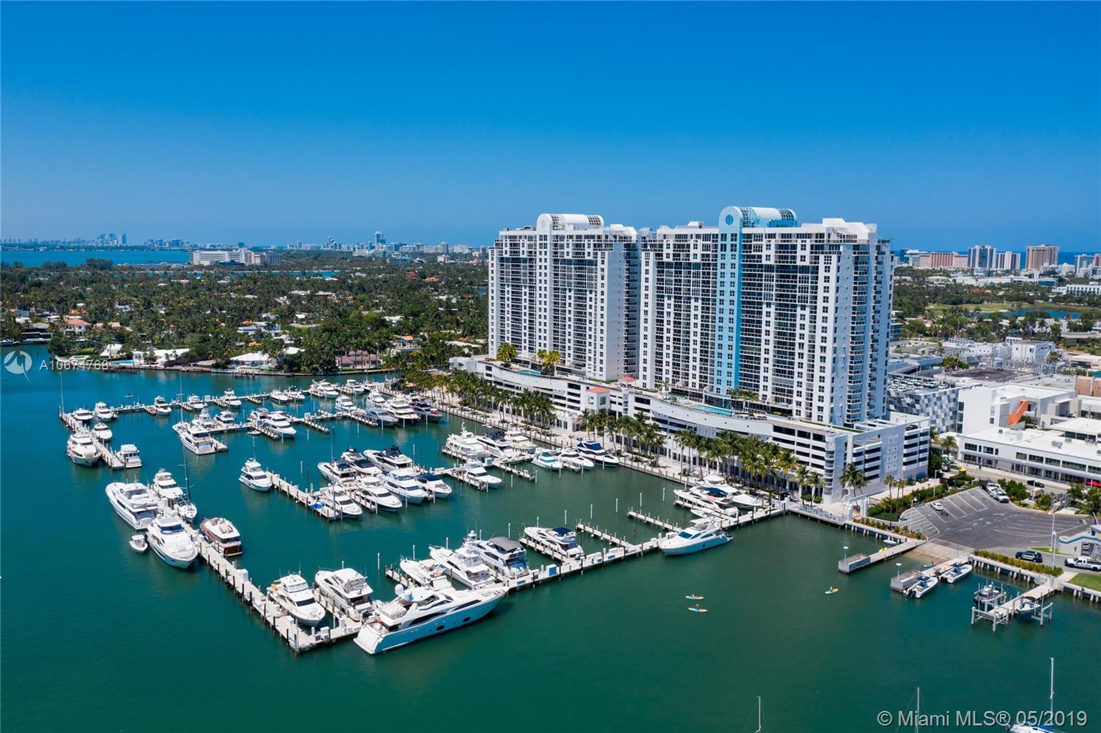 1800  Sunset Harbour Dr #1208 For Sale A10674768, FL