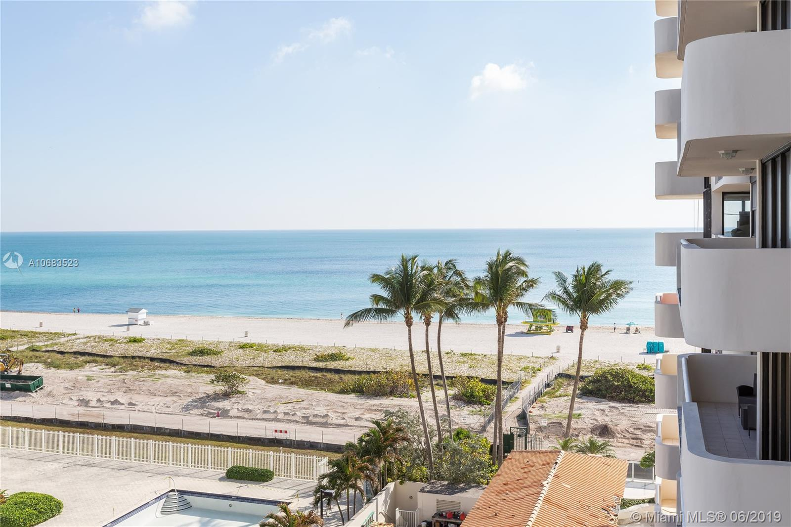 5757  Collins Ave #801 For Sale A10683523, FL