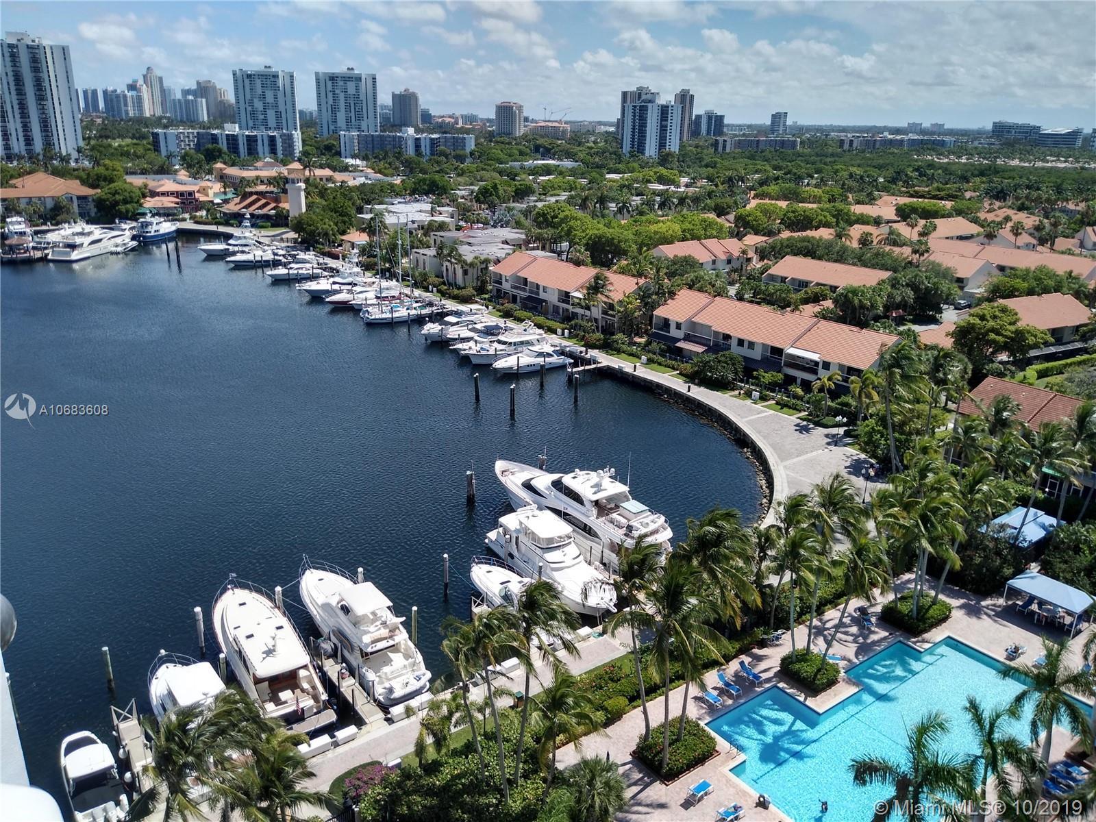 3610  Yacht Club Dr #1410 For Sale A10683608, FL