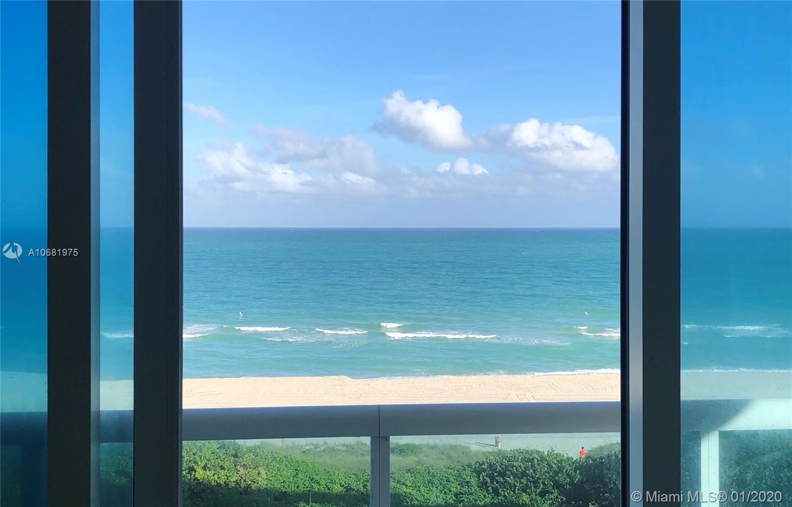 9201  Collins Ave #725 For Sale A10681975, FL