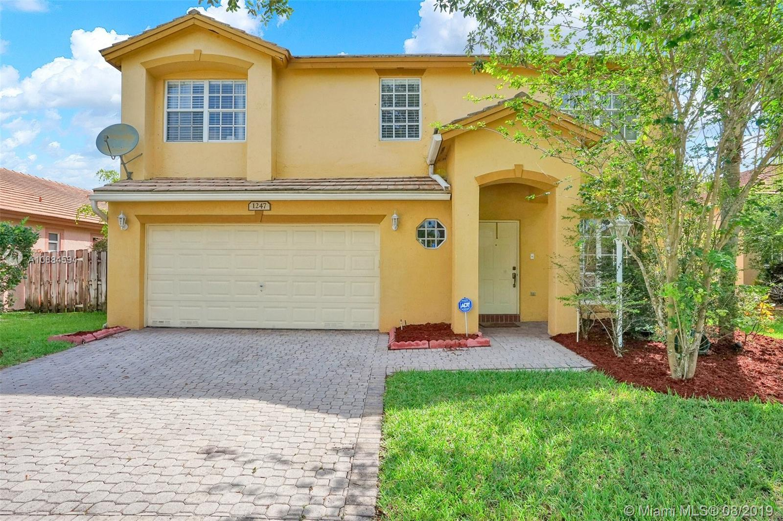 1247 NW 144TH TE  For Sale A10684594, FL