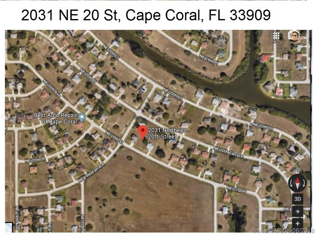 2031 NE 20 Street, Other City - In The State Of Florida, FL 33909