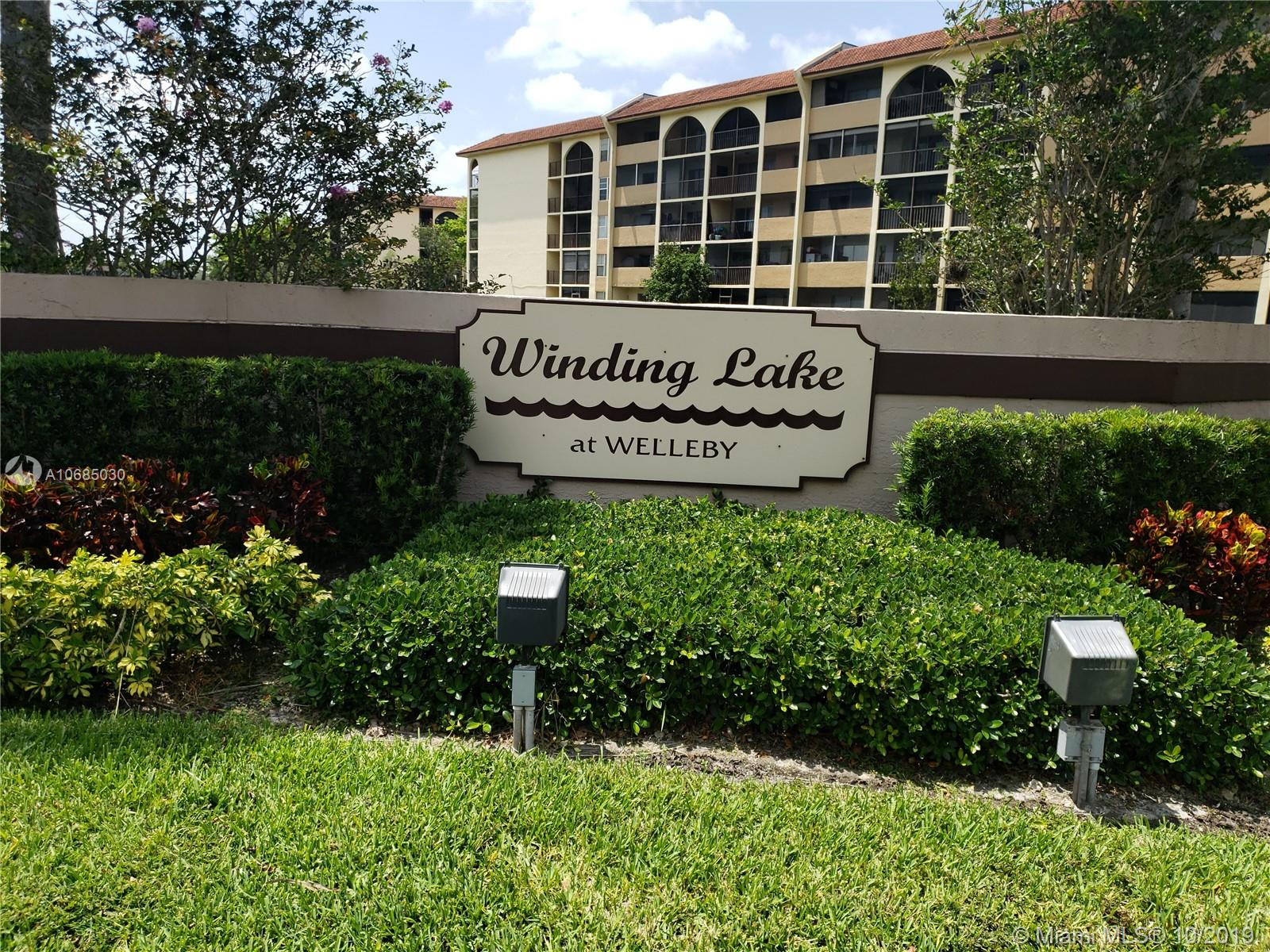 10026  Winding Lake Rd #203 For Sale A10685030, FL