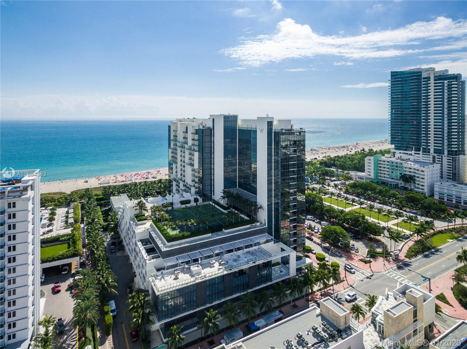 2201  Collins Ave #814 For Sale A10684853, FL