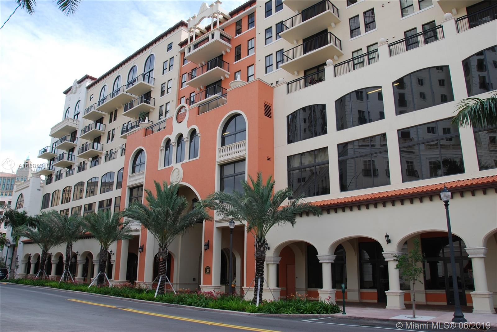 55  Merrick Way #614 For Sale A10685345, FL