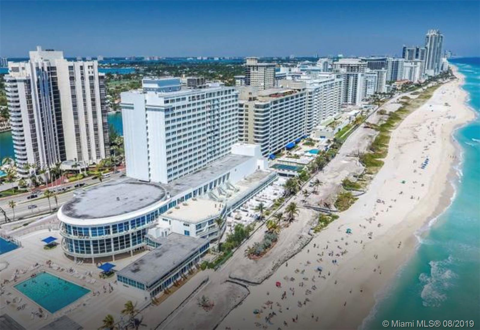 5445  Collins Ave #1105 For Sale A10685865, FL