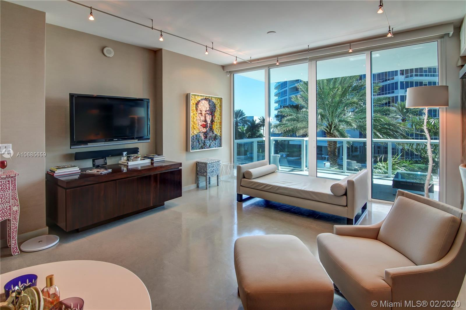 50 S Pointe Dr #606 For Sale A10685659, FL
