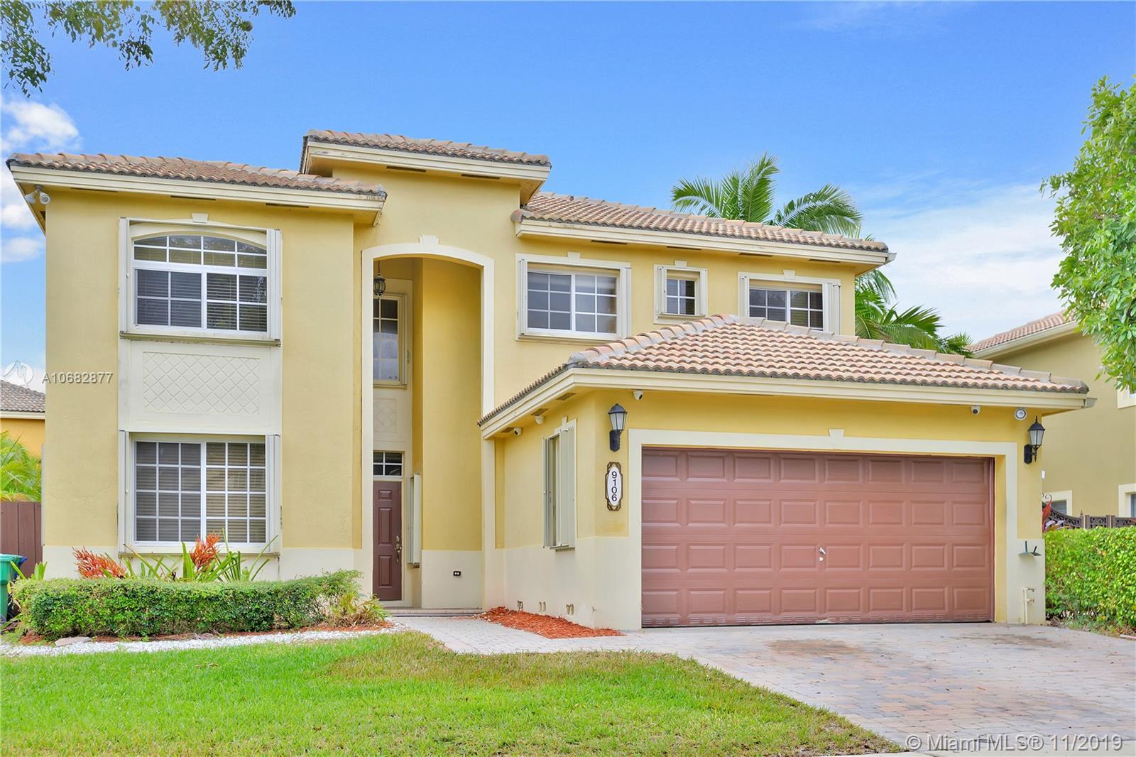 9106 SW 210 Terrace  For Sale A10682877, FL