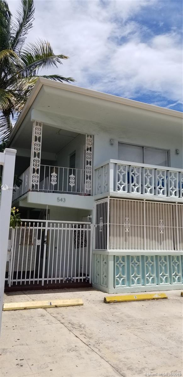 543  Meridian Ave #6 For Sale A10686730, FL