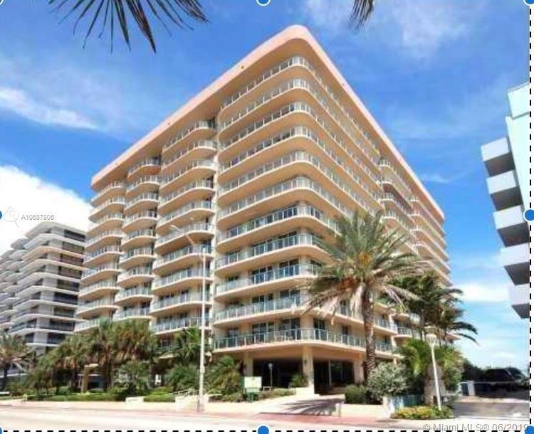8855  Collins Ave #6E For Sale A10687806, FL