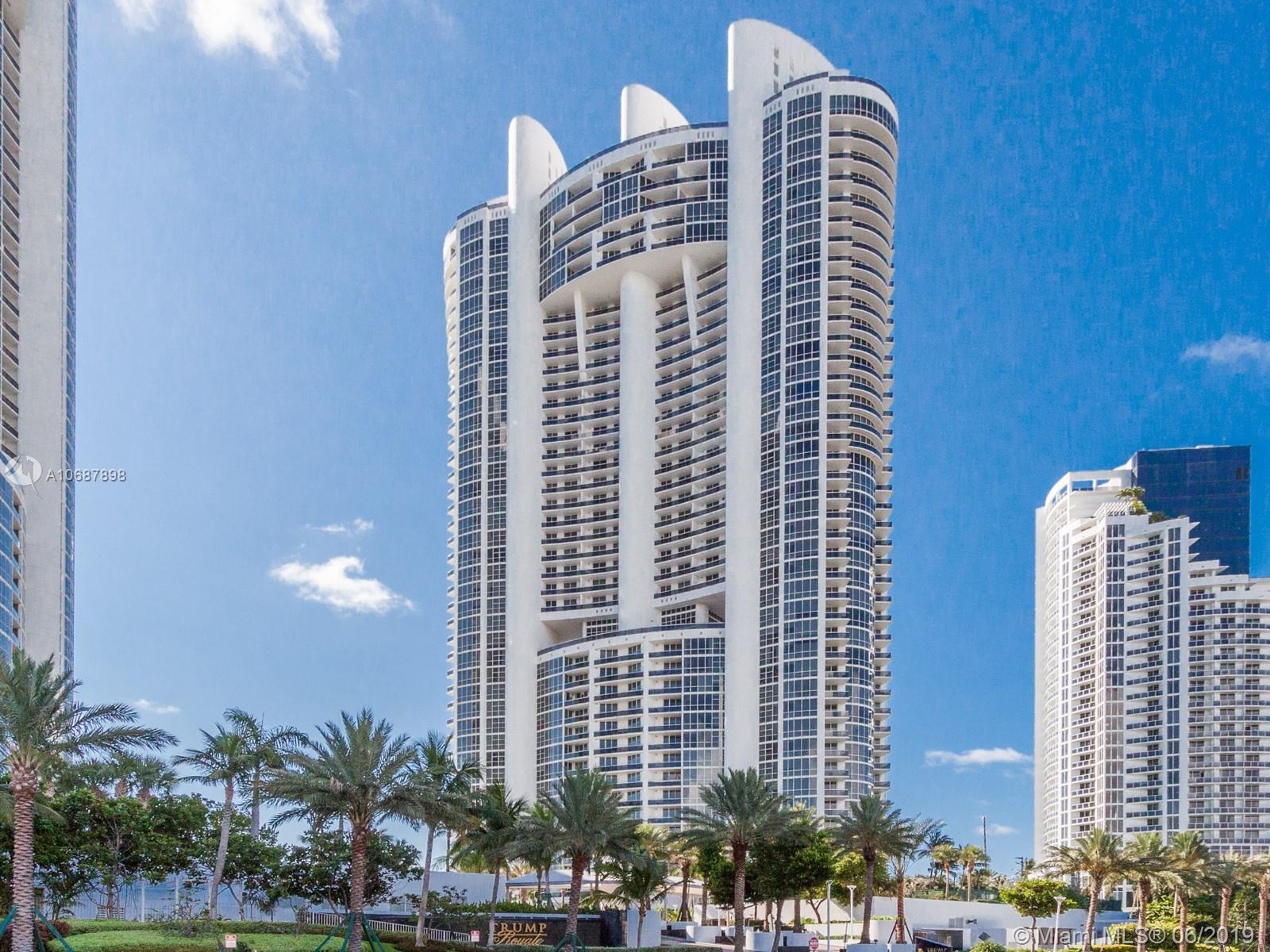 18101  Collins Ave #1708 For Sale A10687898, FL