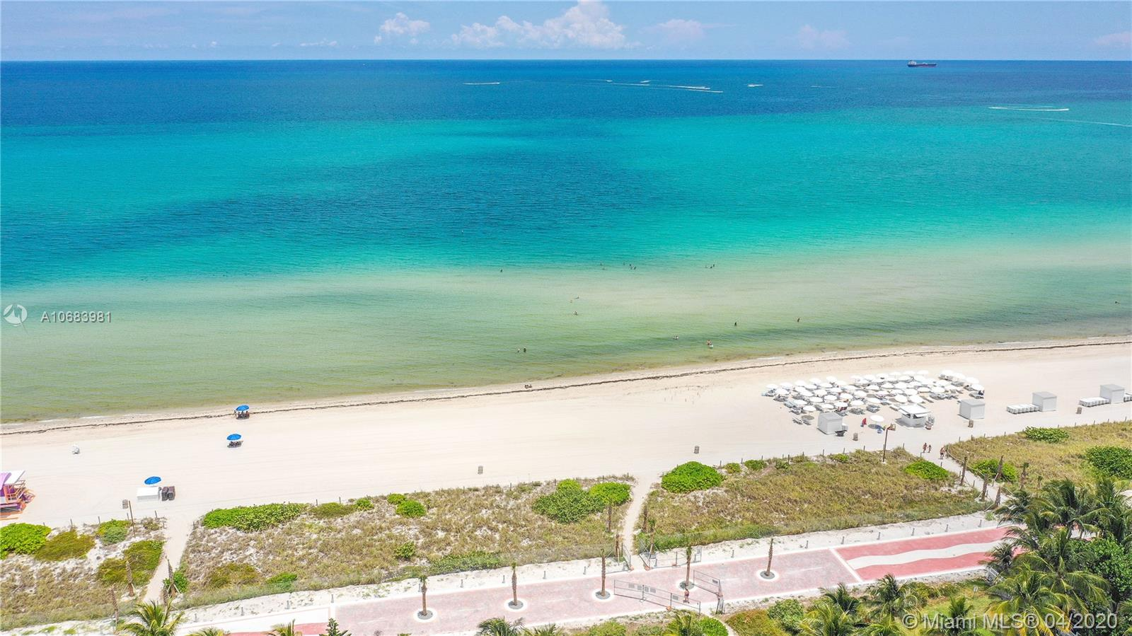 5001  Collins Ave #Penthouse 4 For Sale A10683981, FL