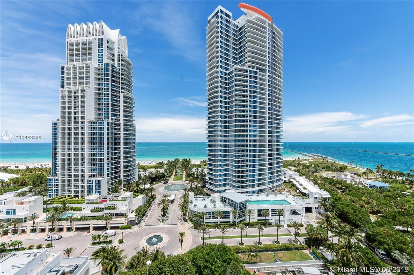 50 S POINTE DR #506 For Sale A10688448, FL
