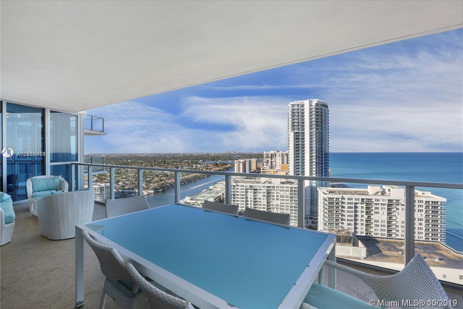 3101 S Ocean Dr #2703 For Sale A10688451, FL