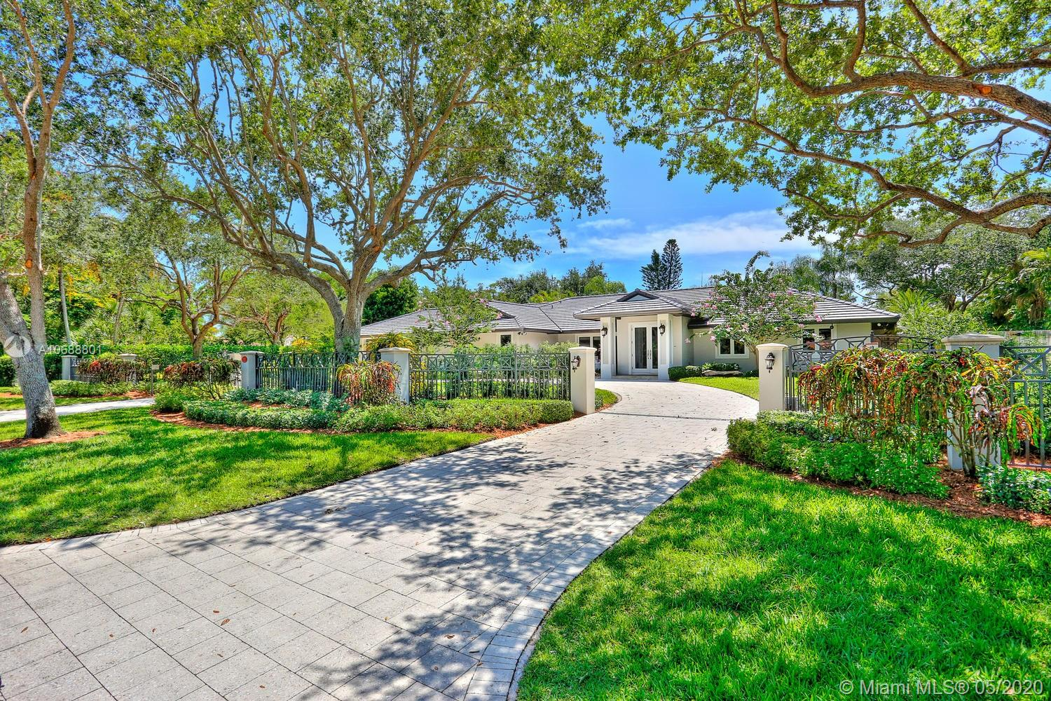 13471 SW 62nd Ave  For Sale A10688801, FL