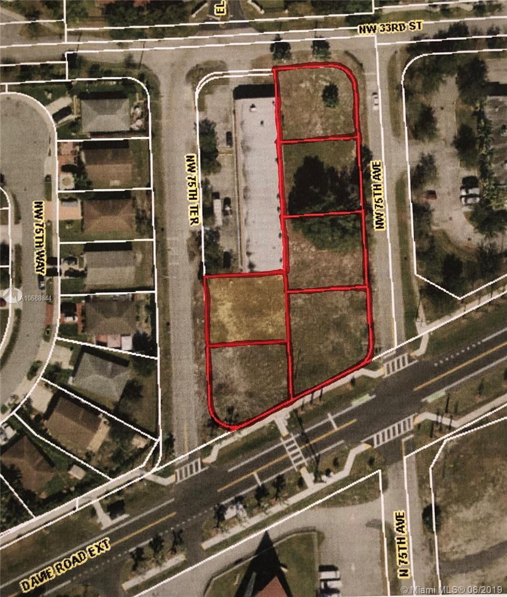 NW 75th Terrace, Davie, FL 33024
