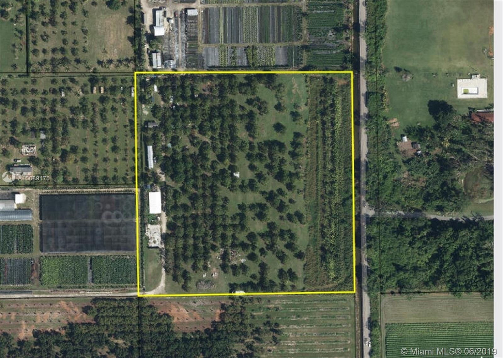 16800 SW 248 St  For Sale A10689175, FL