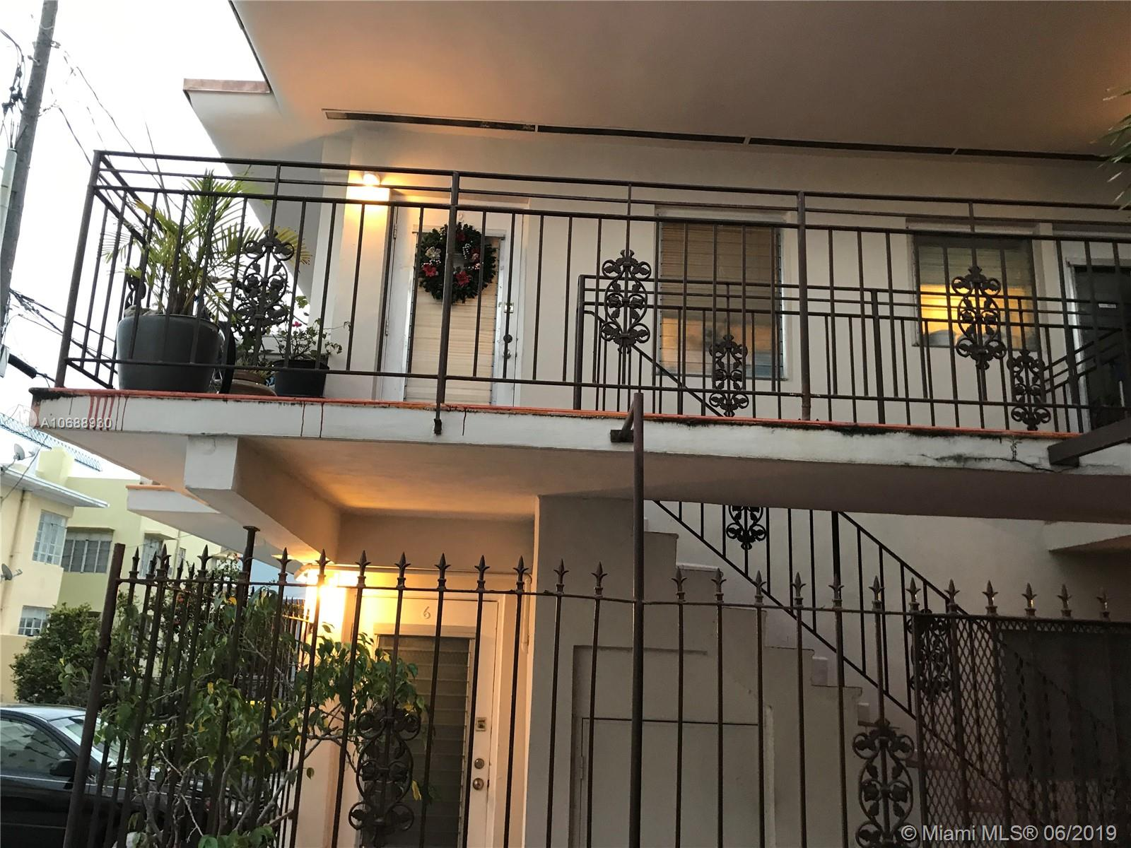 719  Euclid Ave #12 For Sale A10688930, FL
