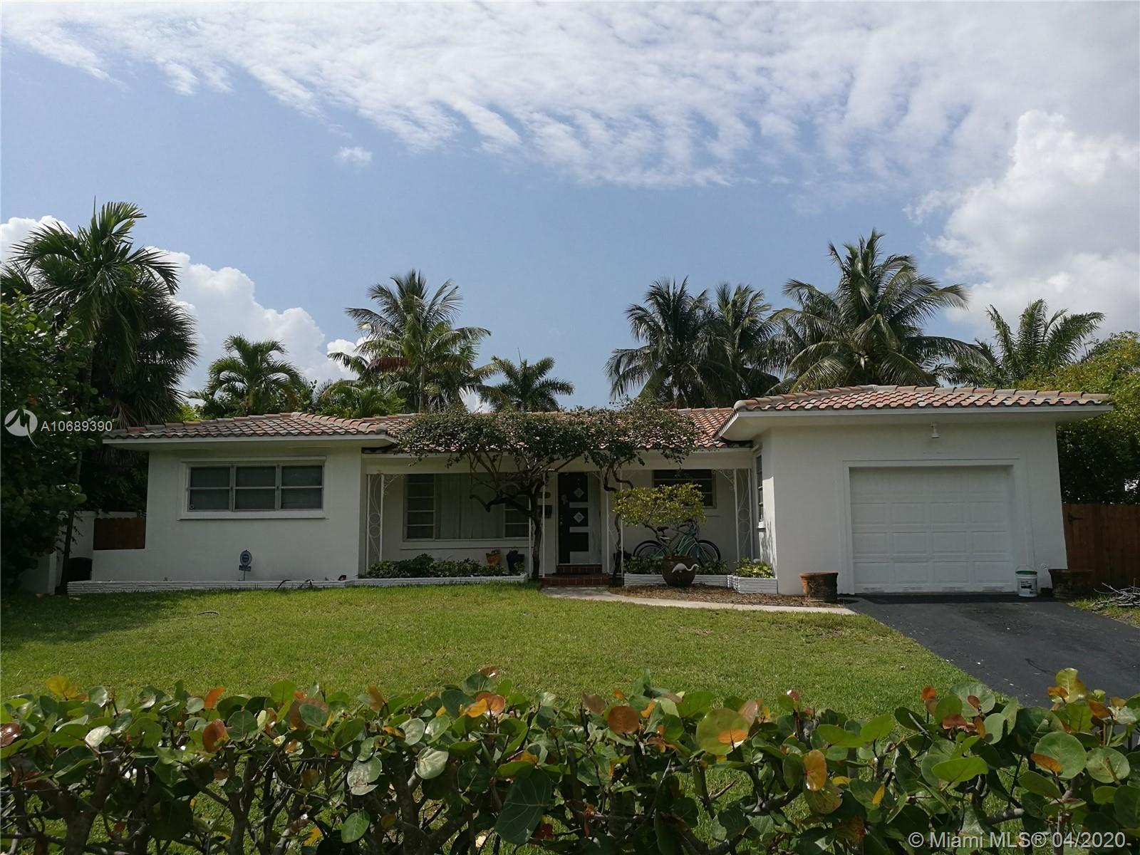 1070 NE 105th St  For Sale A10689390, FL