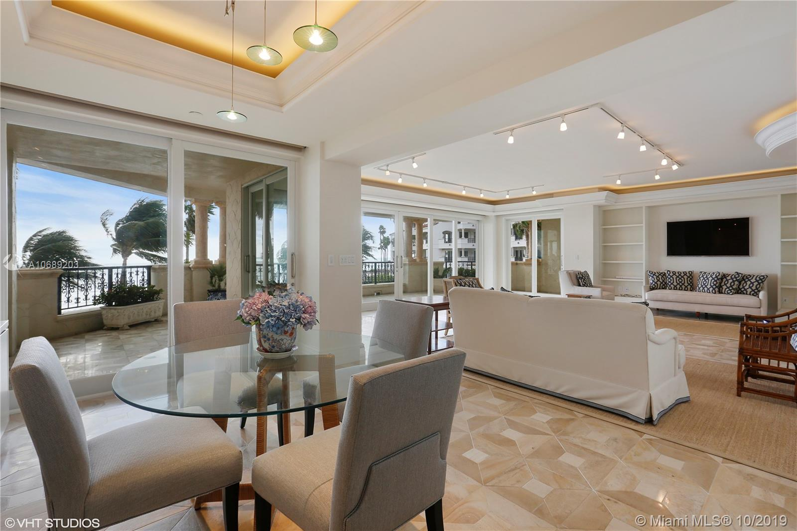 7936  Fisher Island Dr #7936 For Sale A10689203, FL
