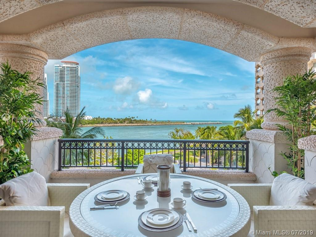 7035  Fisher Island Drive #7035 For Sale A10689934, FL