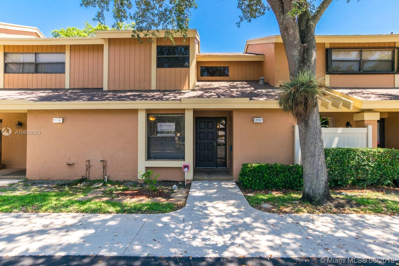 2257 NW 45th Ave 2257, Coconut Creek, FL 33066
