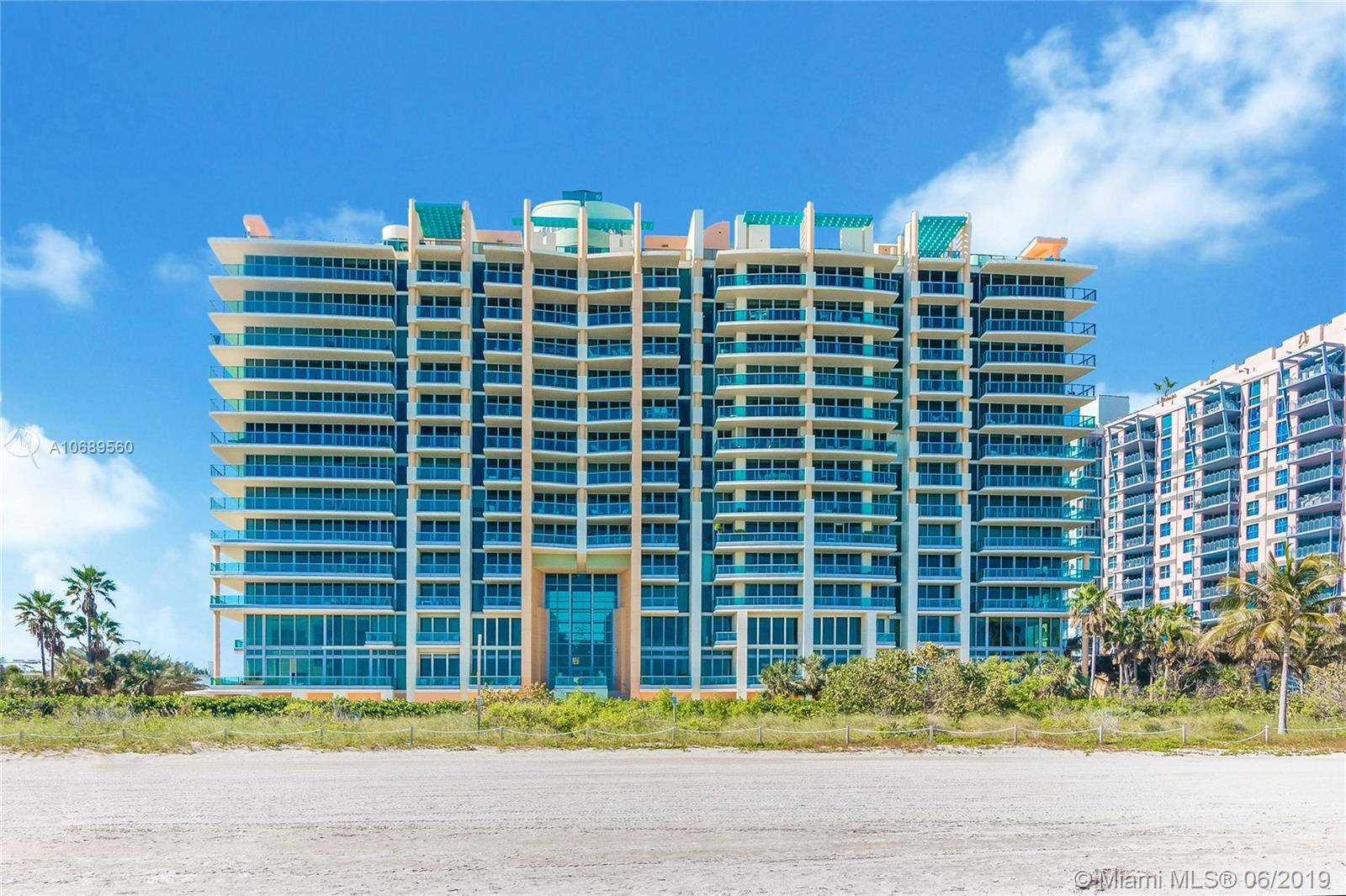 1455  Ocean Dr #1009 For Sale A10689560, FL