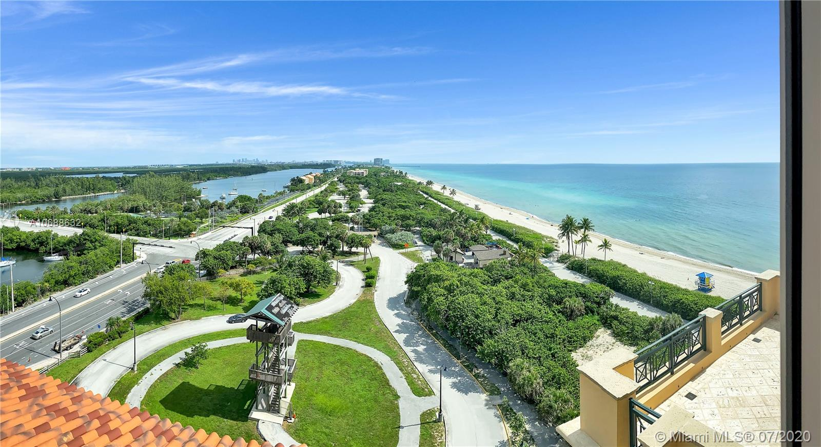3501 N Ocean Dr #PH6 For Sale A10688632, FL
