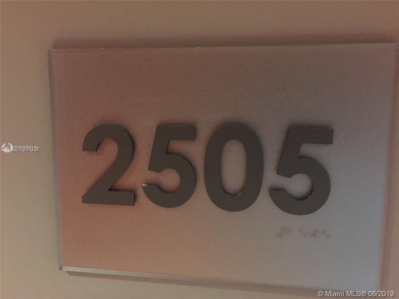 1100 S Miami Ave #2505 For Sale A10690427, FL
