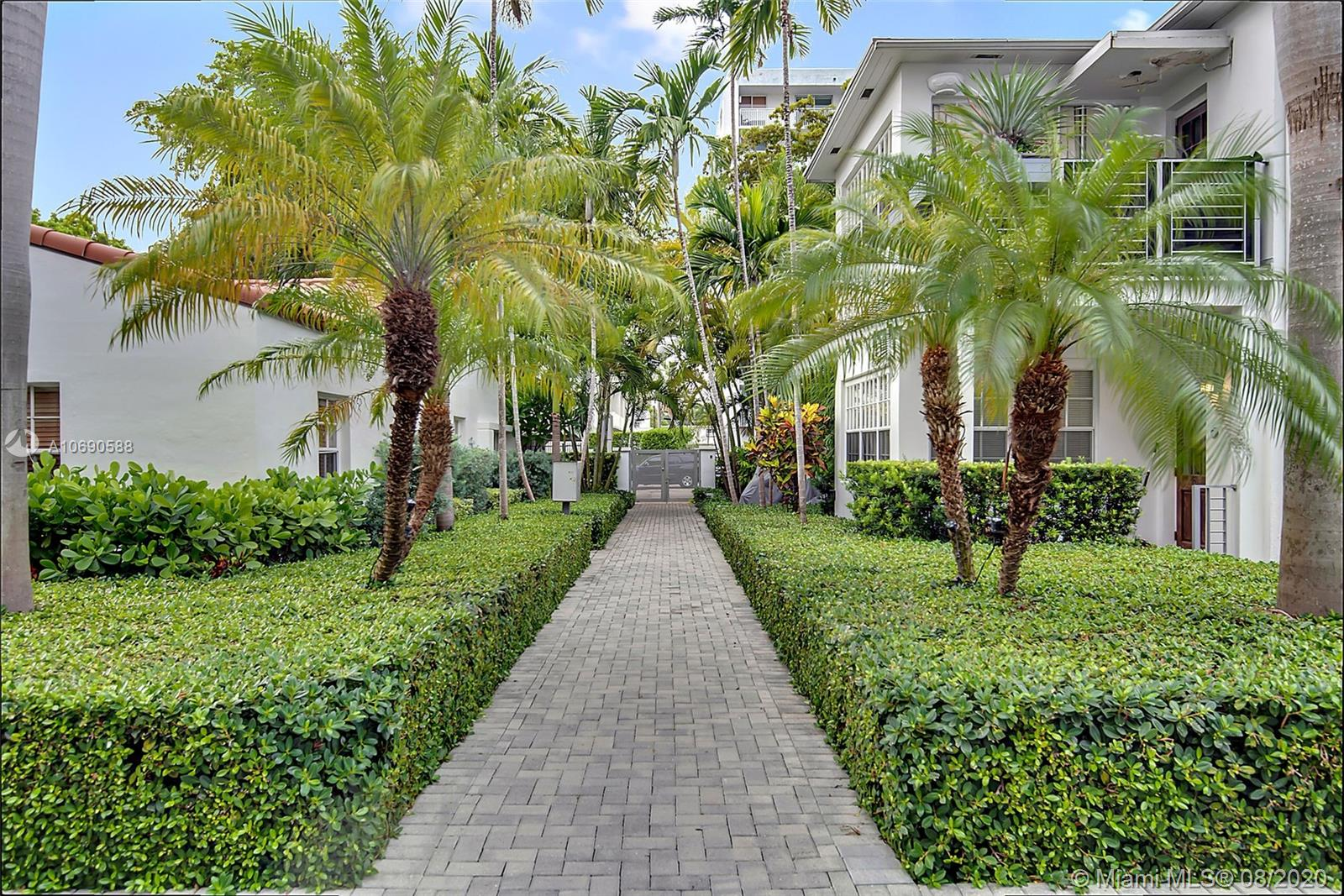 1024  Lenox Ave #5 For Sale A10690588, FL