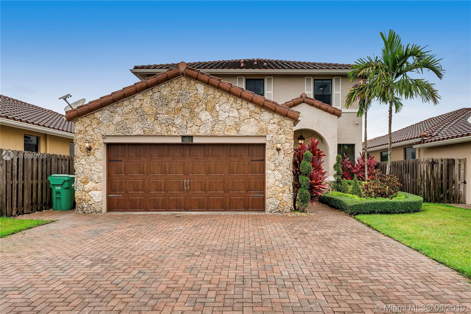 9803 NW 8 Terrace  For Sale A10690758, FL