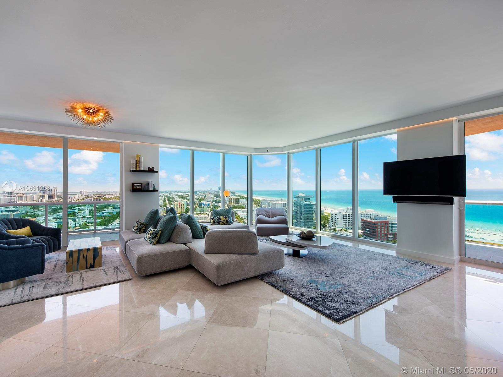 300 S Pointe Dr #2405 For Sale A10691288, FL