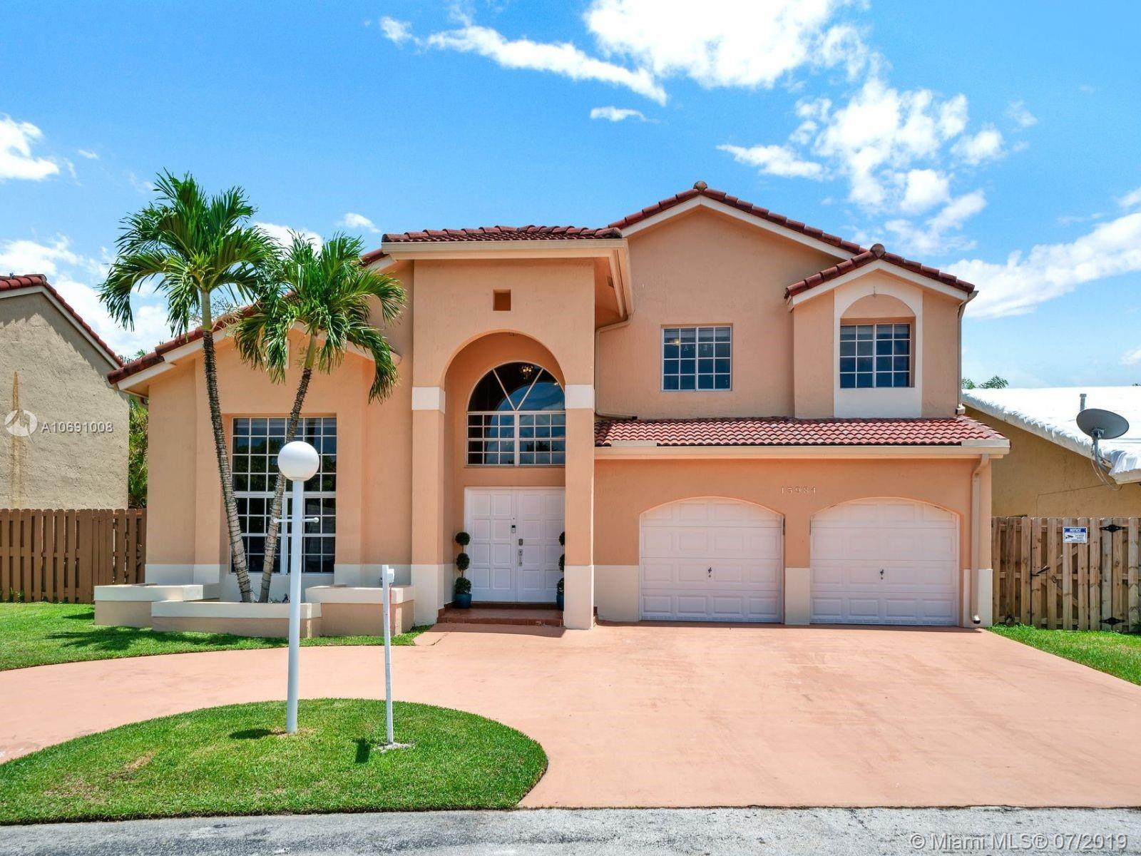 15984 SW 110th St  For Sale A10691008, FL