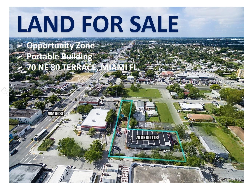 70 NE 80th Ter, Miami, FL 33138