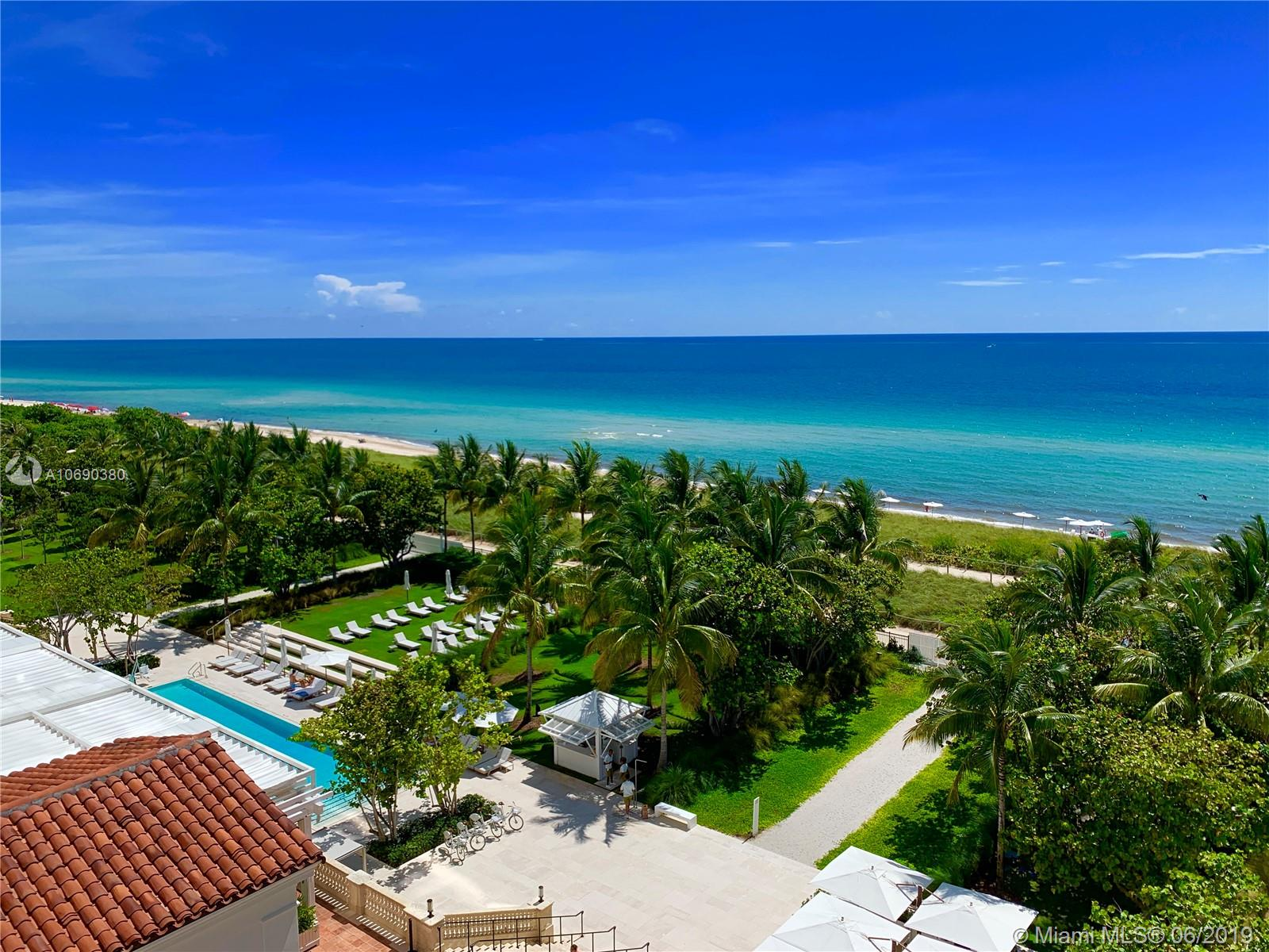 9001  Collins Ave #S-612 For Sale A10690380, FL