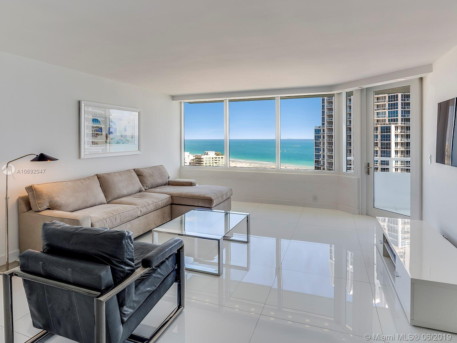 400 S Pointe Dr #2008 For Sale A10692047, FL