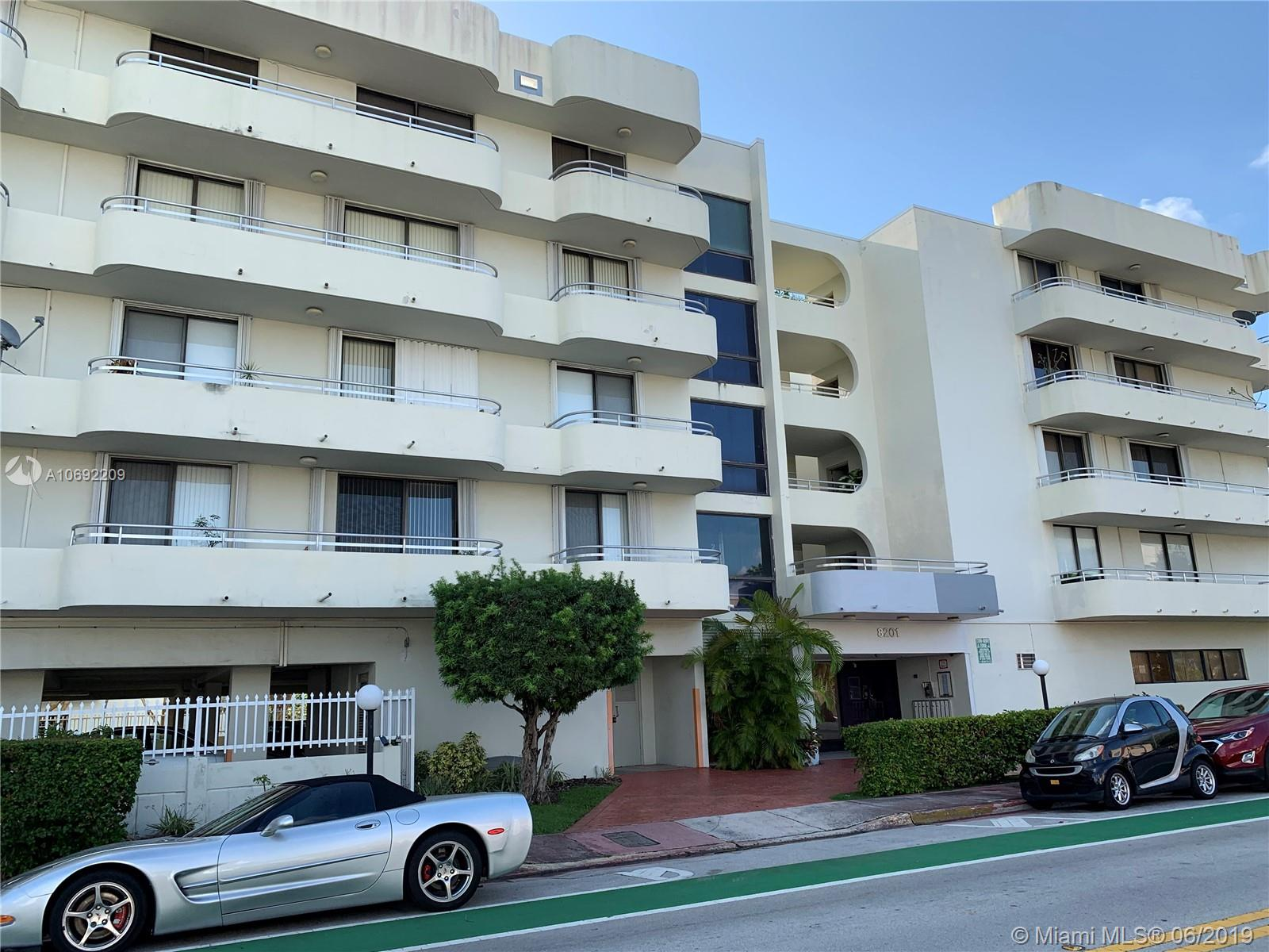 8201  Byron Ave #305 For Sale A10692209, FL