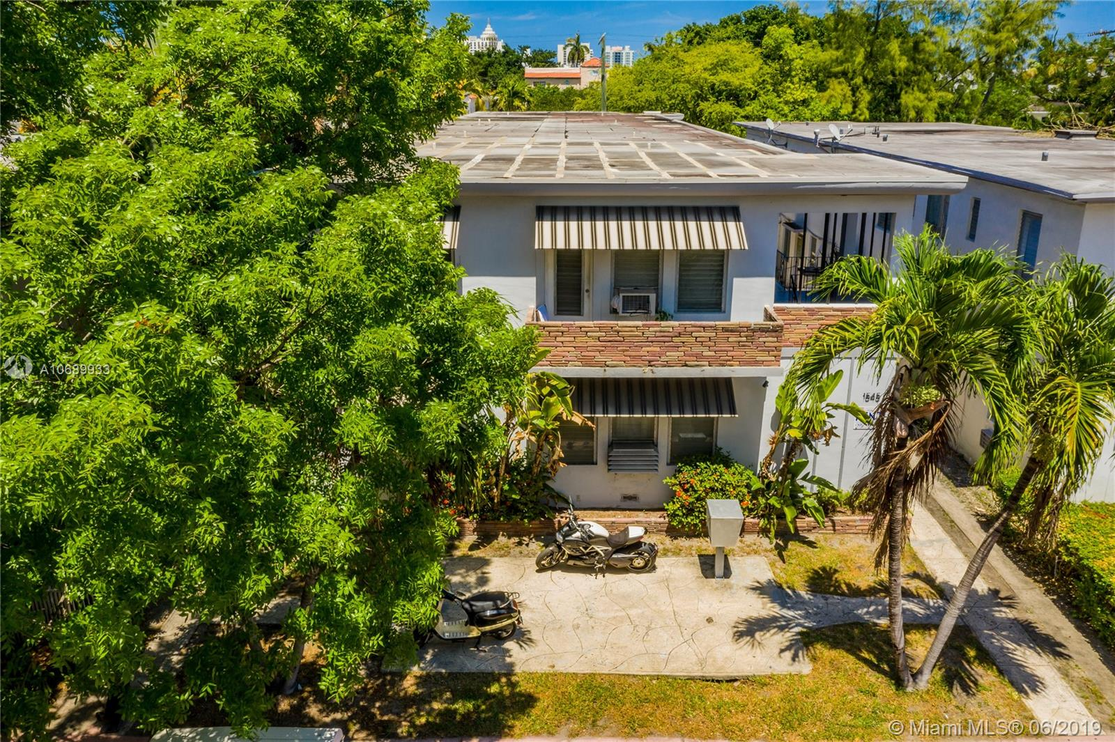 1545  Lenox Ave  For Sale A10689933, FL