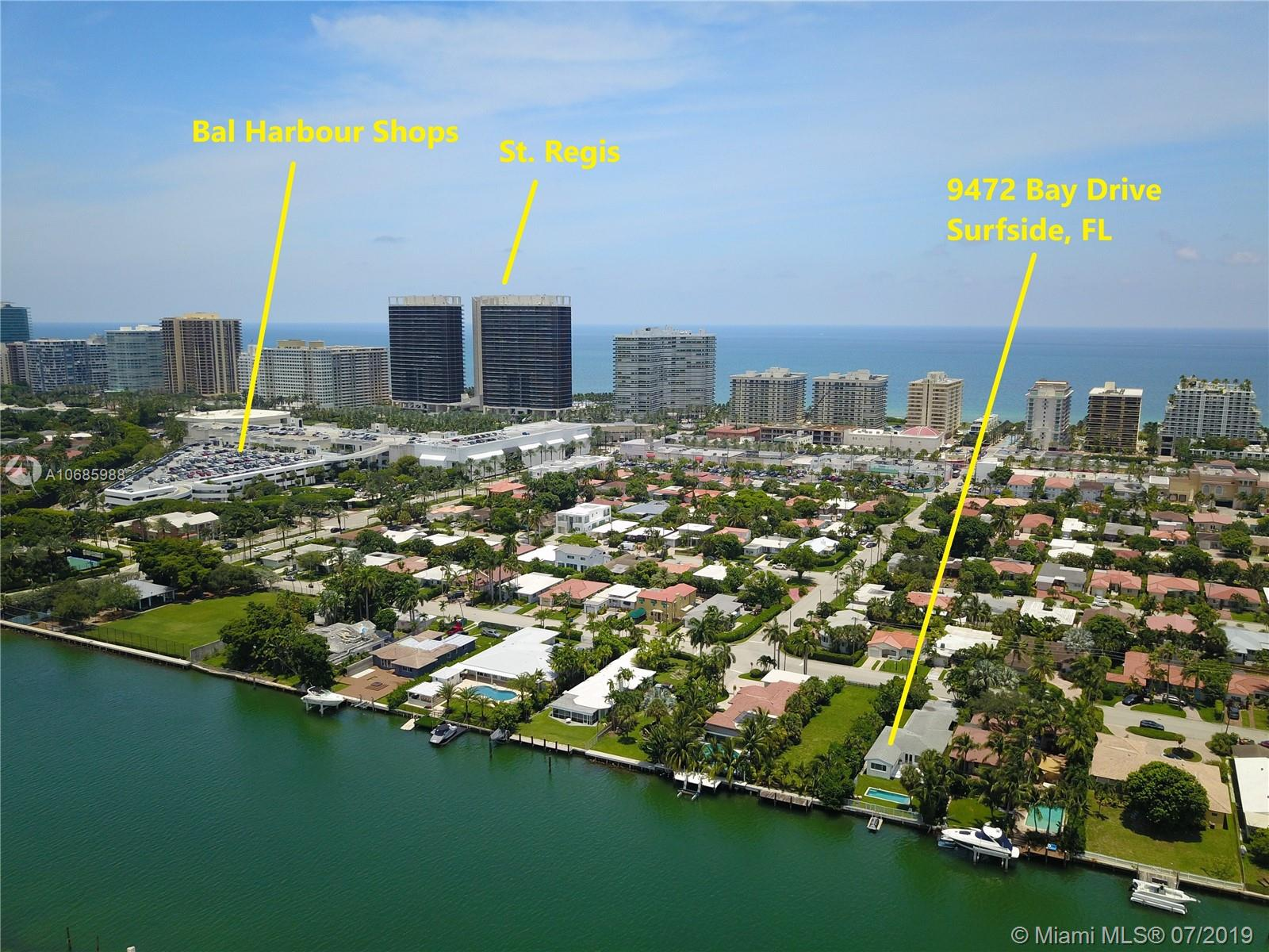 9472  Bay Dr  For Sale A10685988, FL