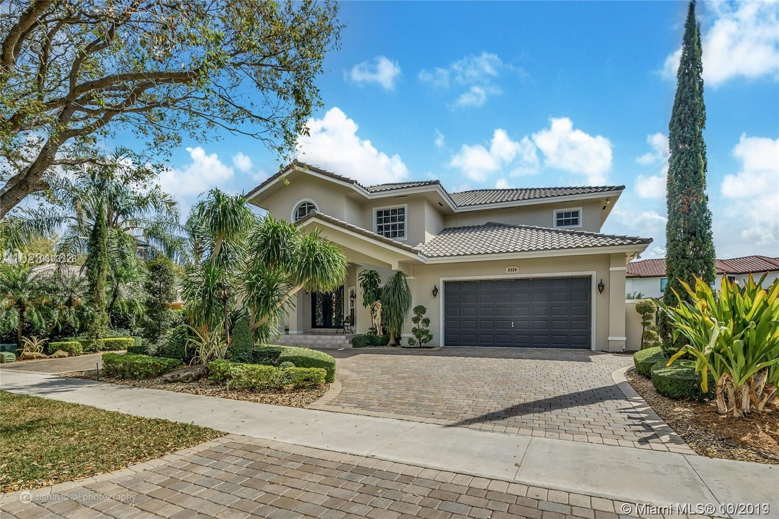 8320 NW 164th St  For Sale A10693228, FL